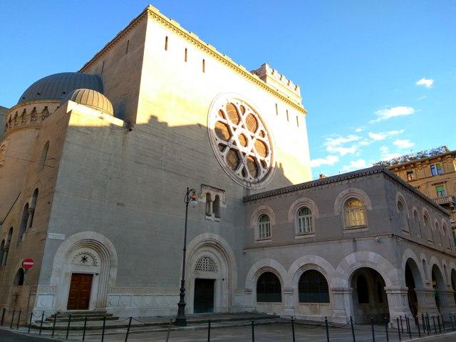 Sinagoga a Trieste