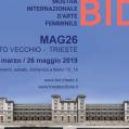 Biennale donna 2019 - Trieste